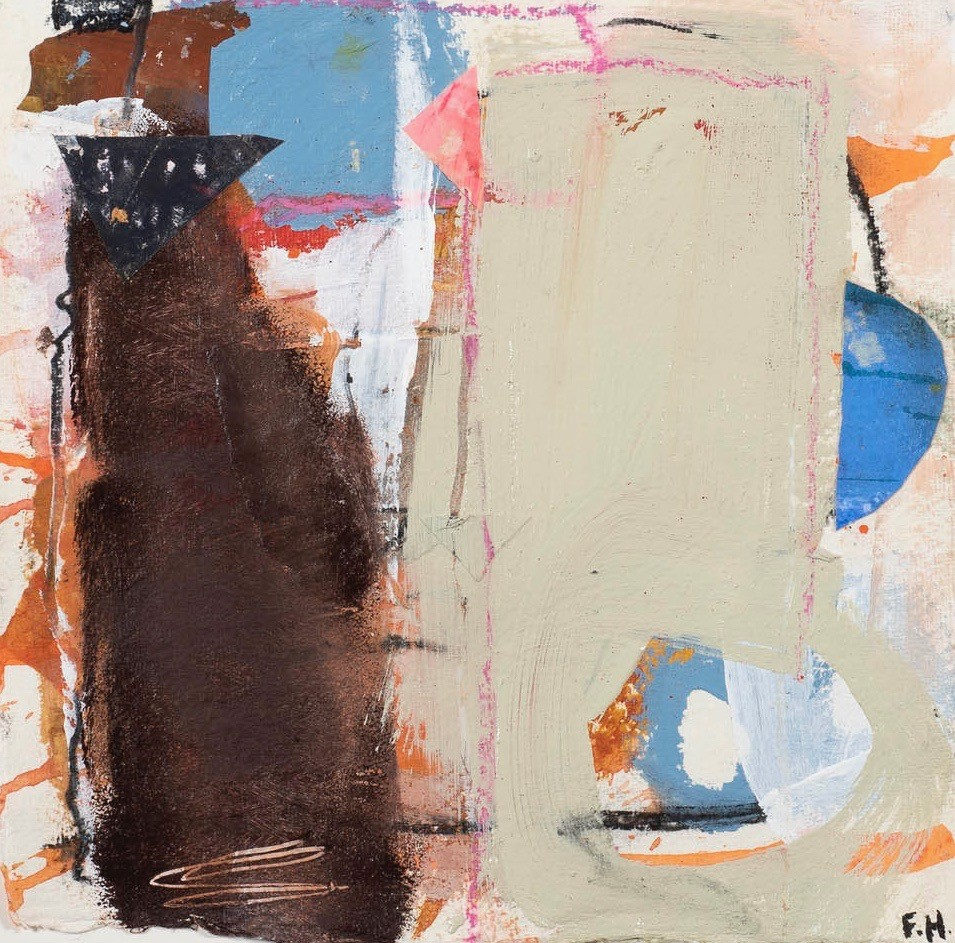 Felice Hodges, Still Life: Blue and Copper