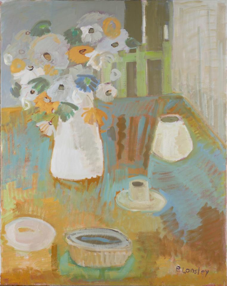 Bridget Lansley, Breakfast Time (London Gallery)