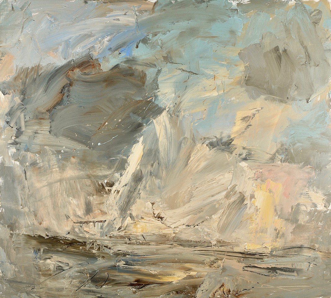 Louise Balaam, Flying Pieces, North Kent Marshes (London Gallery)
