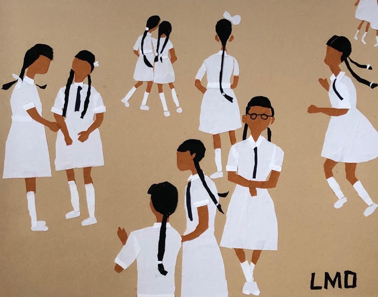 Lucy Dickens, Schoolgirls