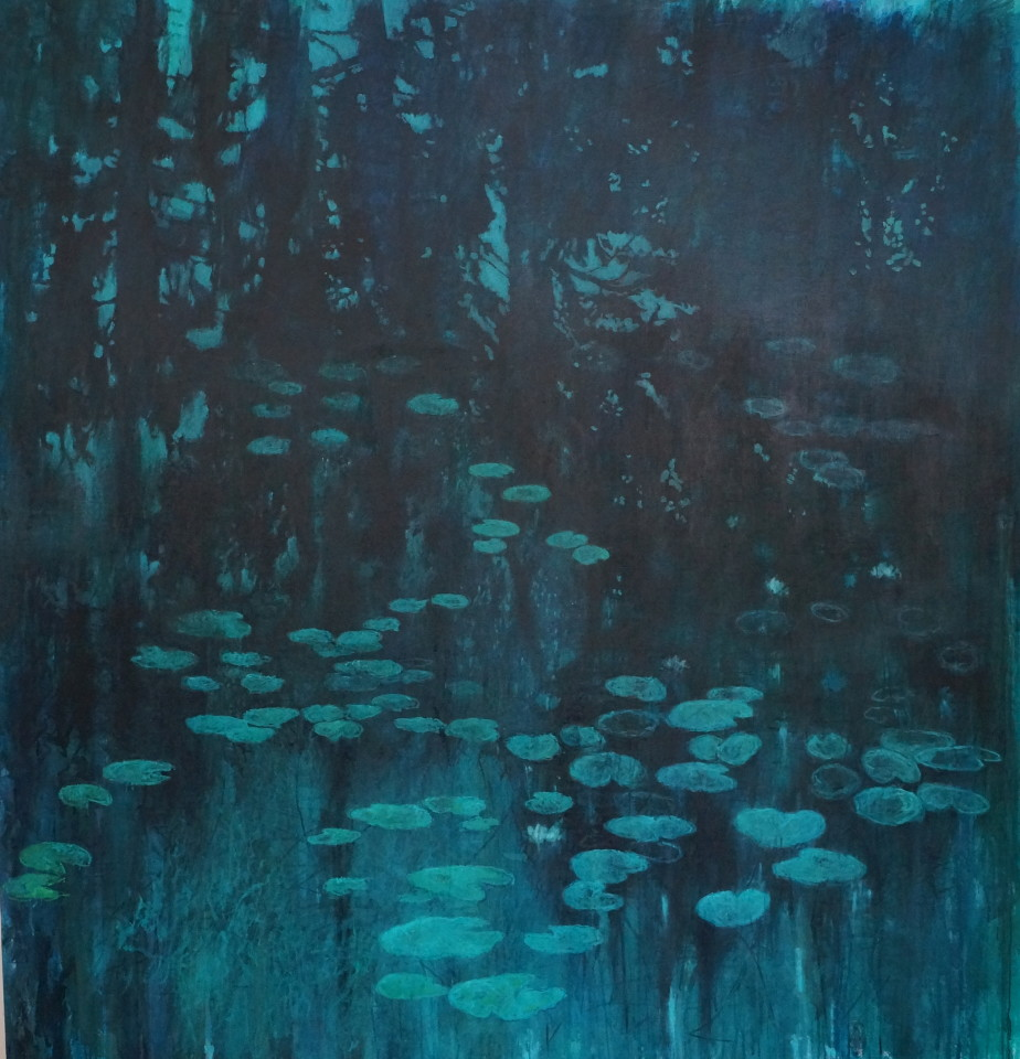 Herman Lohe, Untitled Night, 2015
