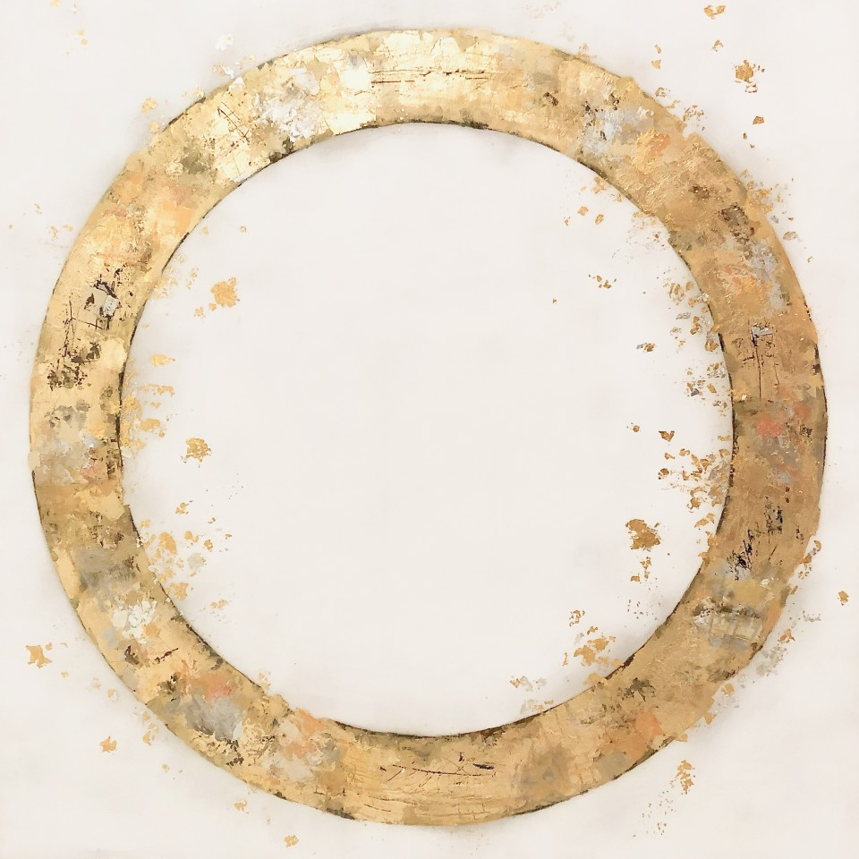 Takefumi Hori, Circle CXXIV, 2020
