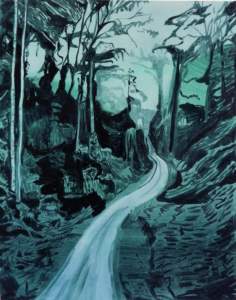 Lucy Smallbone, Vintage Path, 2016