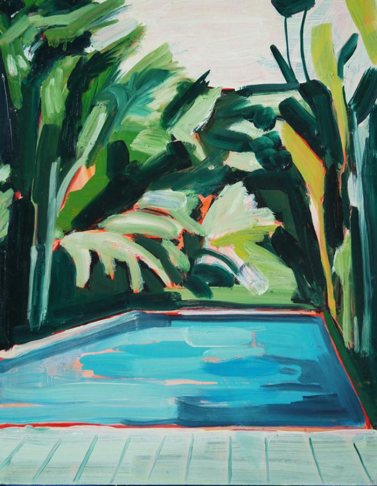 Lucy Smallbone, Peach Pool, 2020