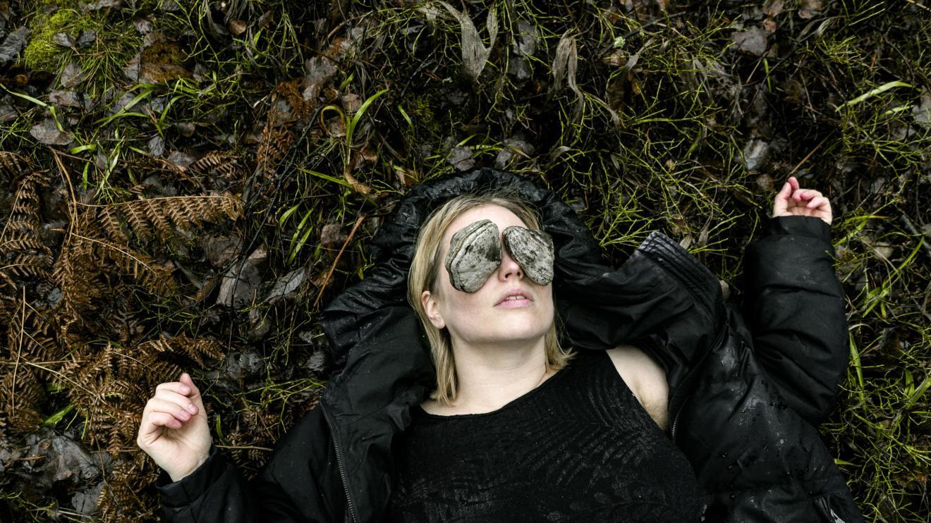 Anikó Kuikka, Sun Aikas Koitta - Your dawn will come (Self-portrait), 2020