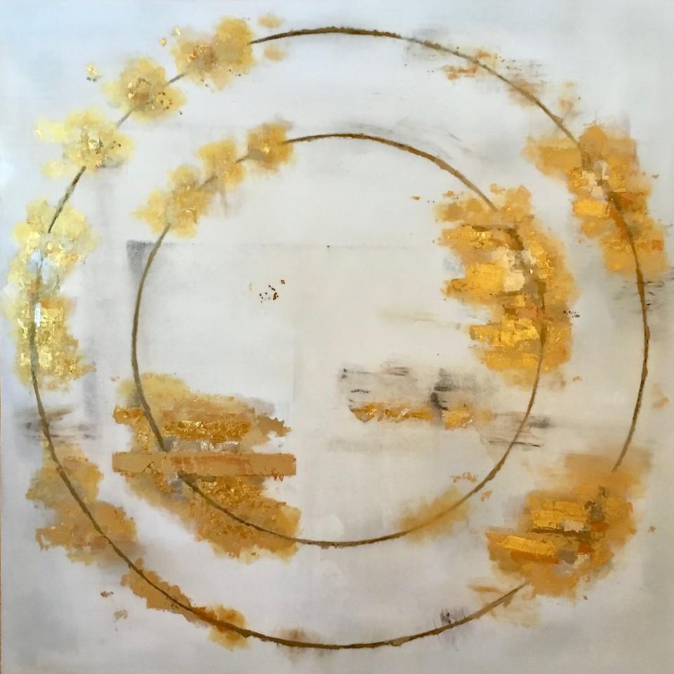 Takefumi Hori, Circle LXXXVI, 2016