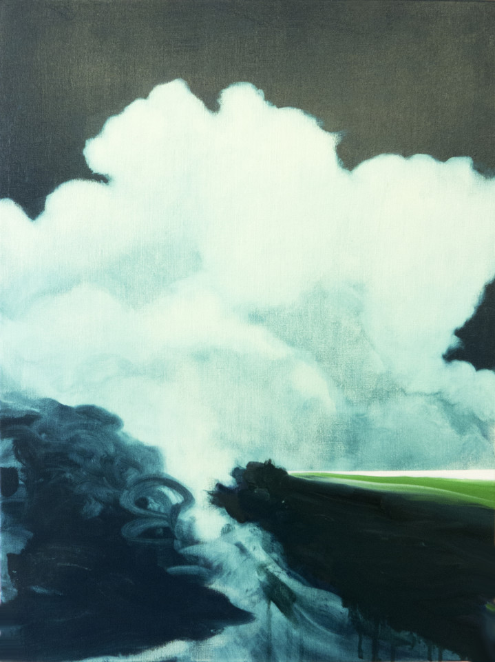 Joakim Allgulander, Landscape with Cloud, 2020