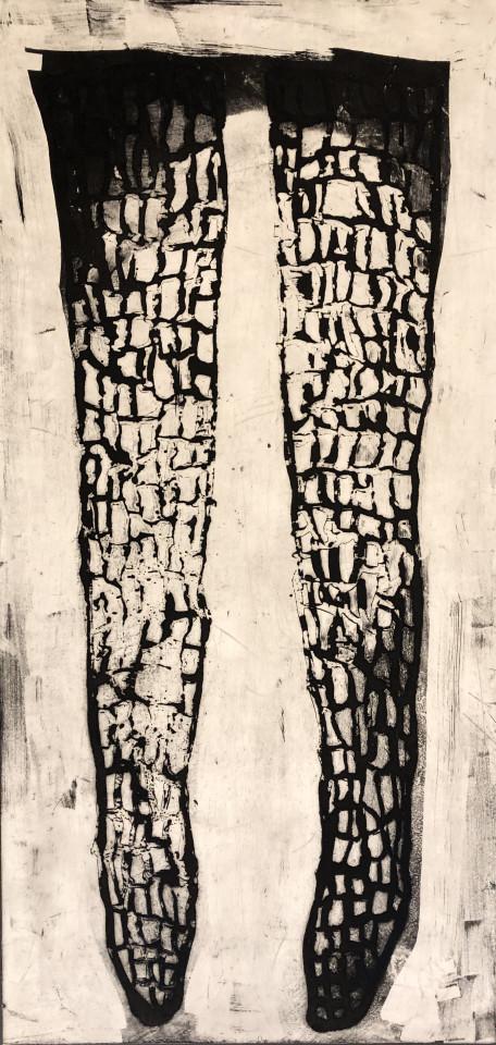 Ritsuko Ozeki, Slough - Netted Tights, 2000
