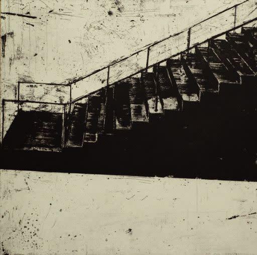 Ritsuko Ozeki, Stairs, 2012