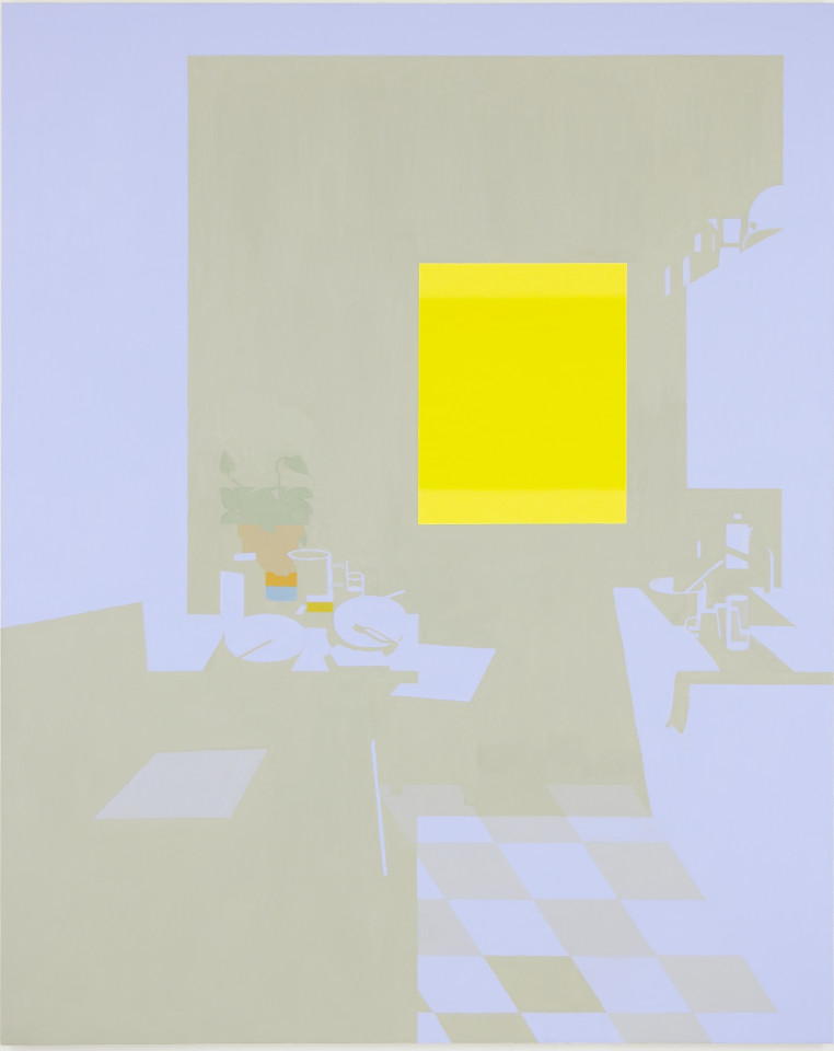 Benny Fountain, windowroom whatever a sun will always sing is you, 2018