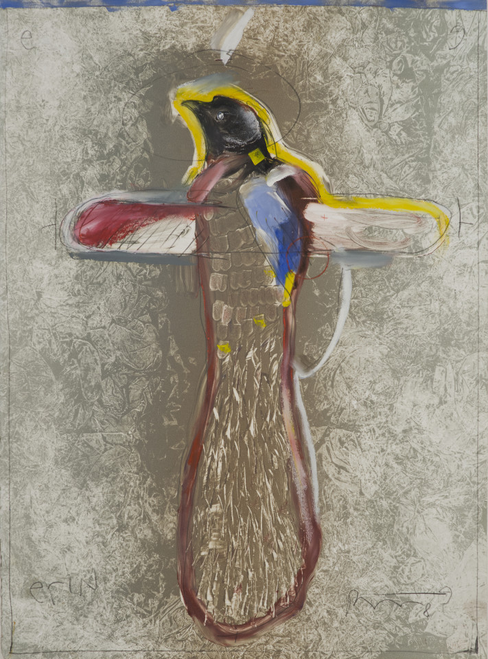 Rick Bartow, Houston Bird, 2008