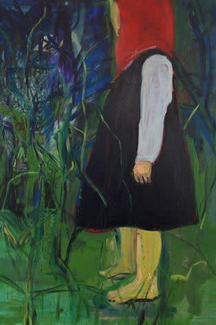 Ritsuko Ozeki, Red Riding Hood, 2015