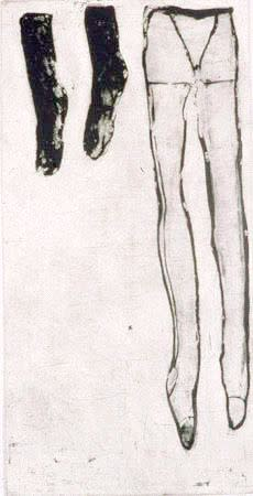 Ritsuko Ozeki, Slough - Socks- Stockings, 1999