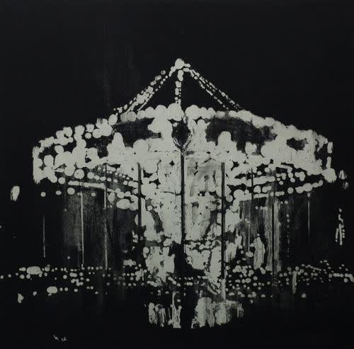 Ritsuko Ozeki, Night, 2012