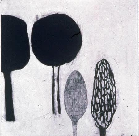 Ritsuko Ozeki, Tree, 1999
