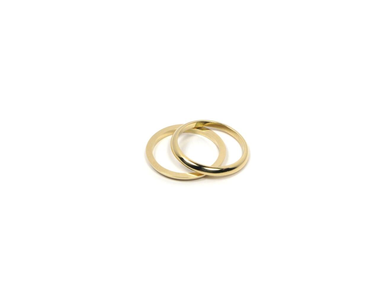 Marc Monzo, Half Wedding Ring, 2013