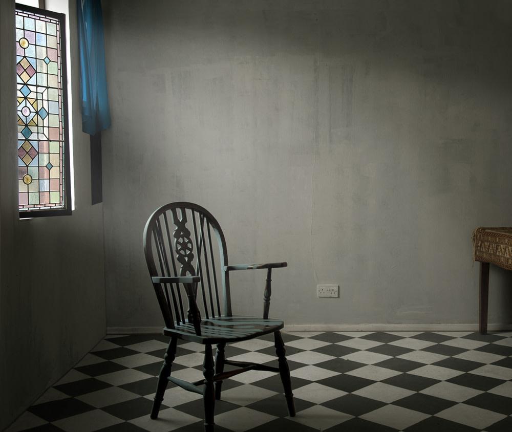 Caroline Broadhead, Light Interrupted Photograph , 2011