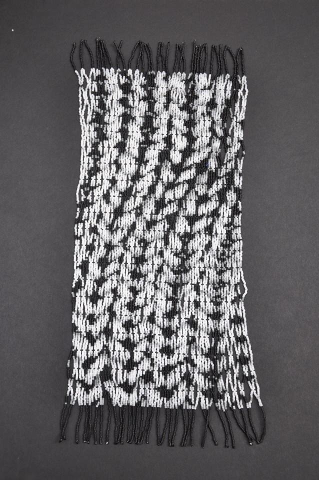 Caroline Broadhead, Knitted Scarf, 2018