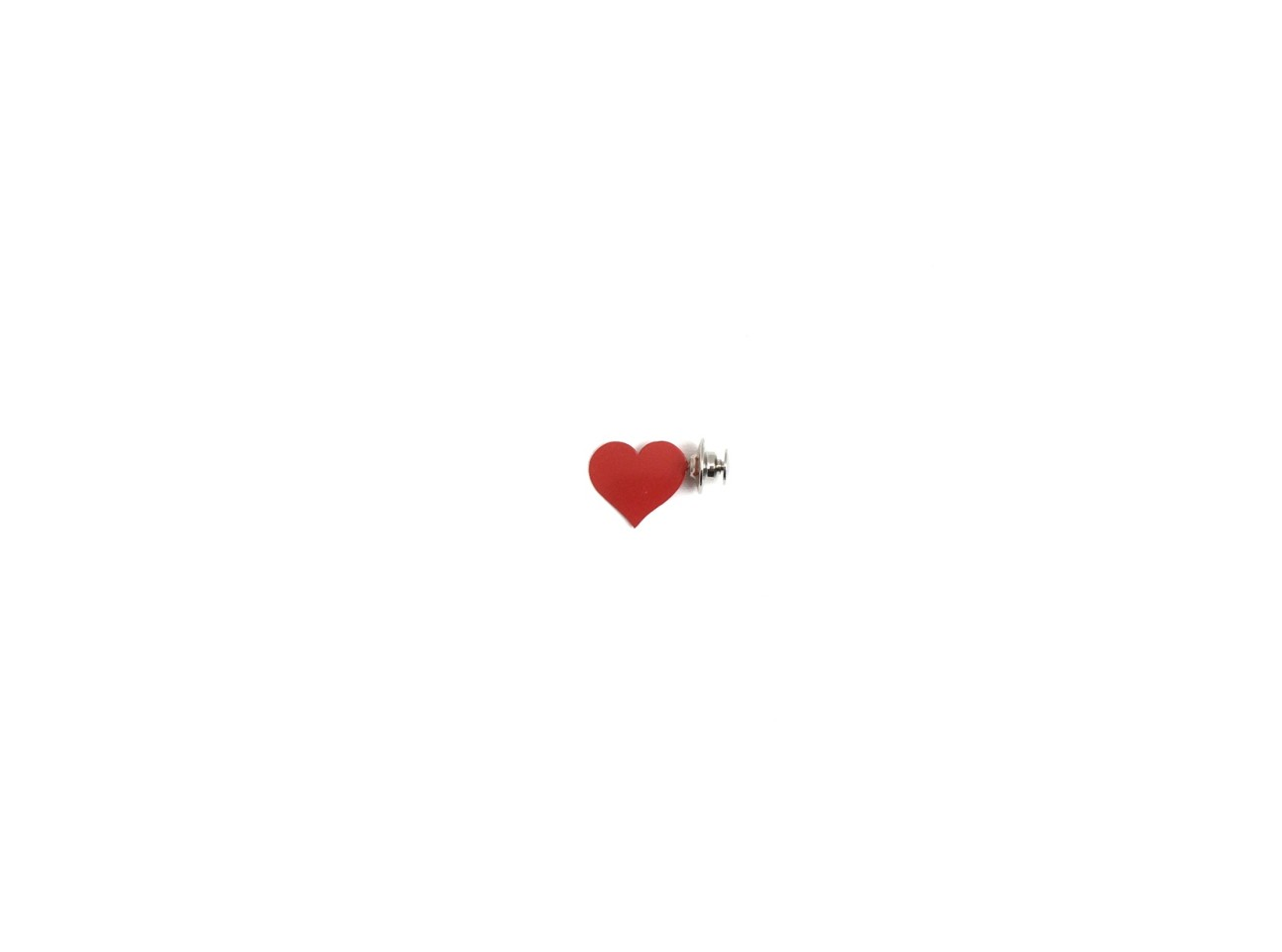 Marc Monzo, Heart Pin, 1998