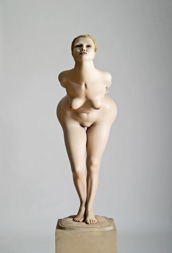 Reg Butler, Girl Bending, 1968-72