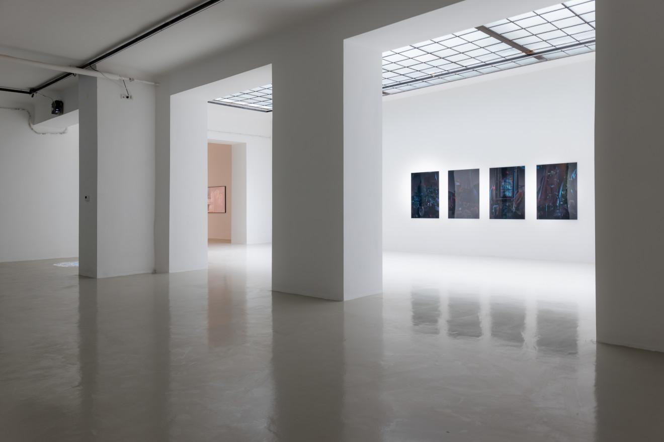 """""""Stranger Days"""" Exhibition View #07, 2017"""