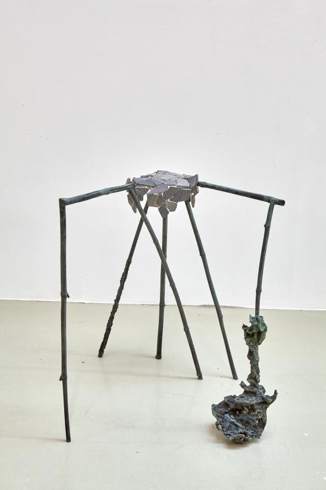 Karl Karner, Tisch, 2018