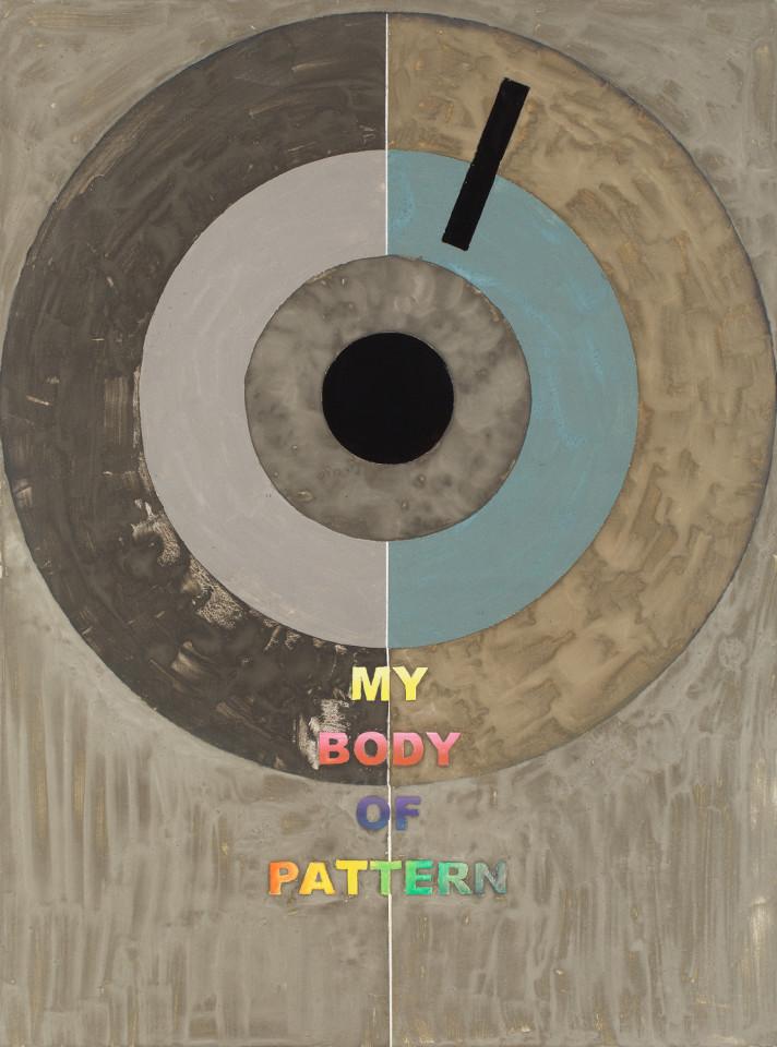 <span class=&#34;artist&#34;><strong>Benedikt Hipp</strong></span>, <span class=&#34;title&#34;><em>My Body of Pattern</em>, 2015</span>
