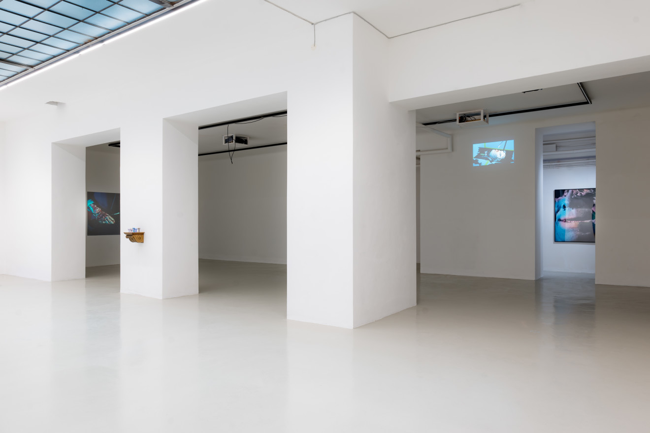 """""""Stranger Days"""" Exhibition View #04, 2017"""