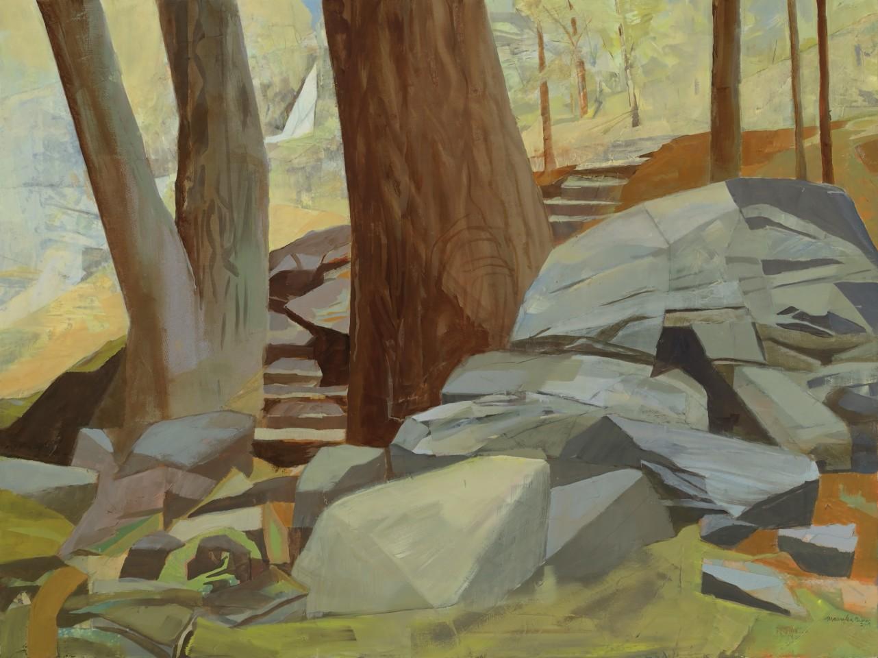 Mariella Bisson, Falls Trail