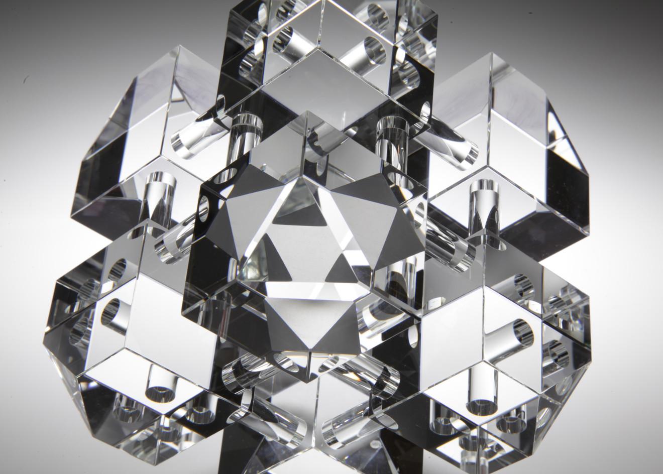 Jan-Joop Ruisch, Cube Construction, Matt detail