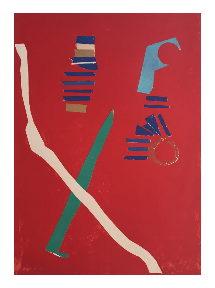 André Lanskoy, Diary of a Madman (D), c. 1964  £1,500.00