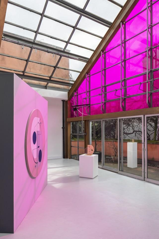 Sinta Tantra, Modern Times (pink), 2020