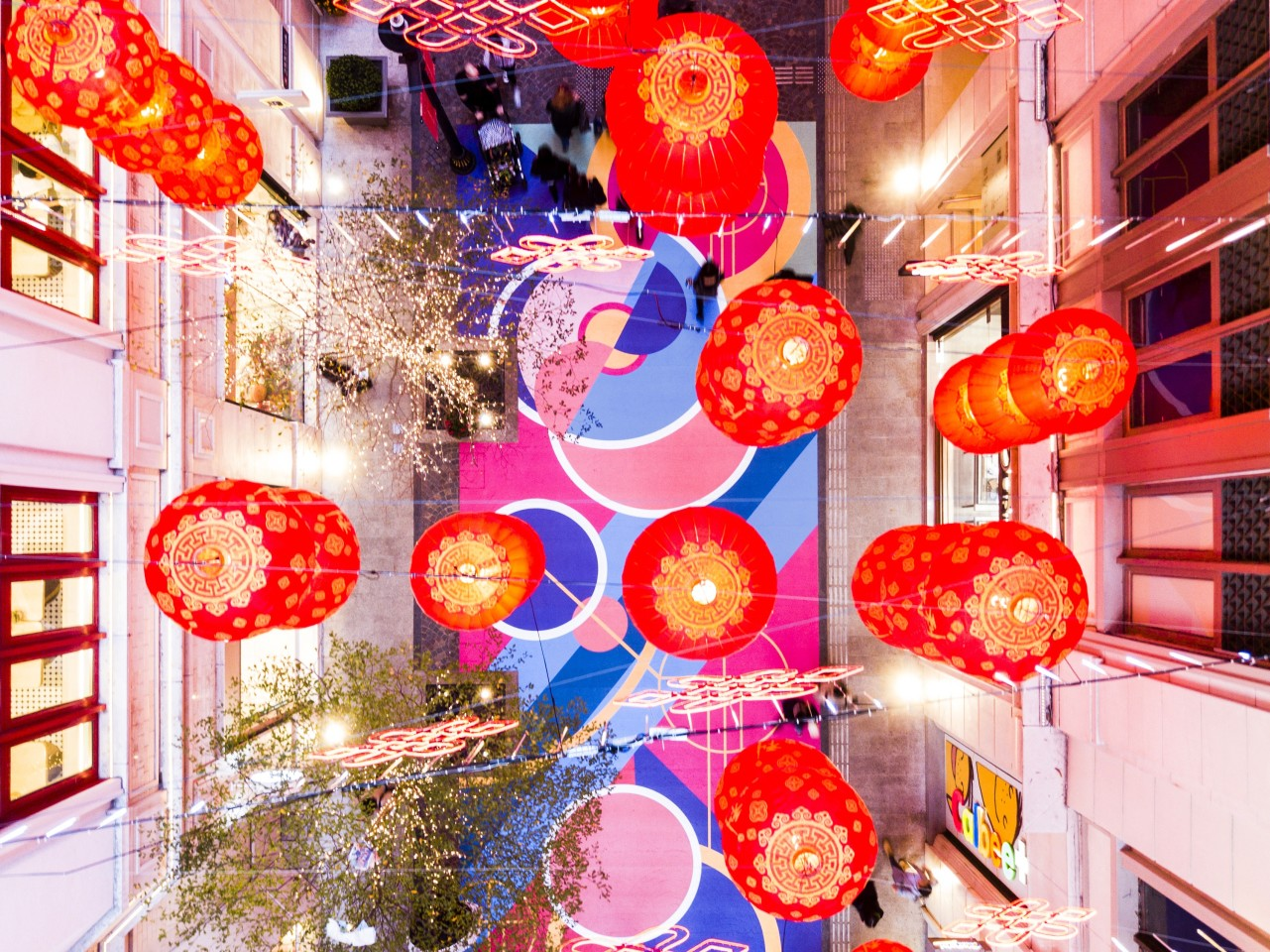In the Mood for Love, Lee Tung Avenue, Hong Kong, 2018