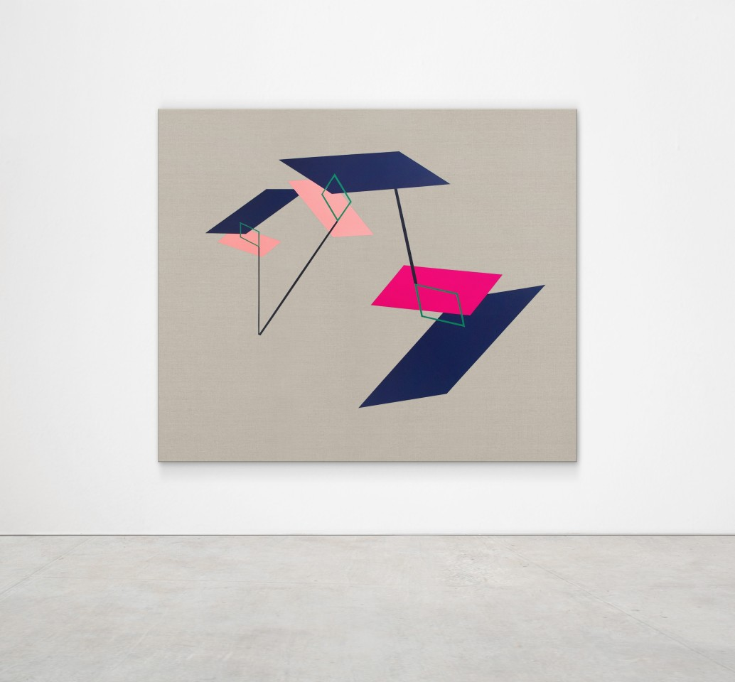 Sinta Tantra, Concrete Expression of a Maximum Difference No.1, 2015