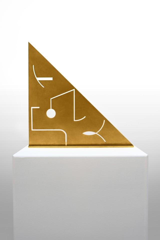 Sinta Tantra, E1027 in Brass, 2019