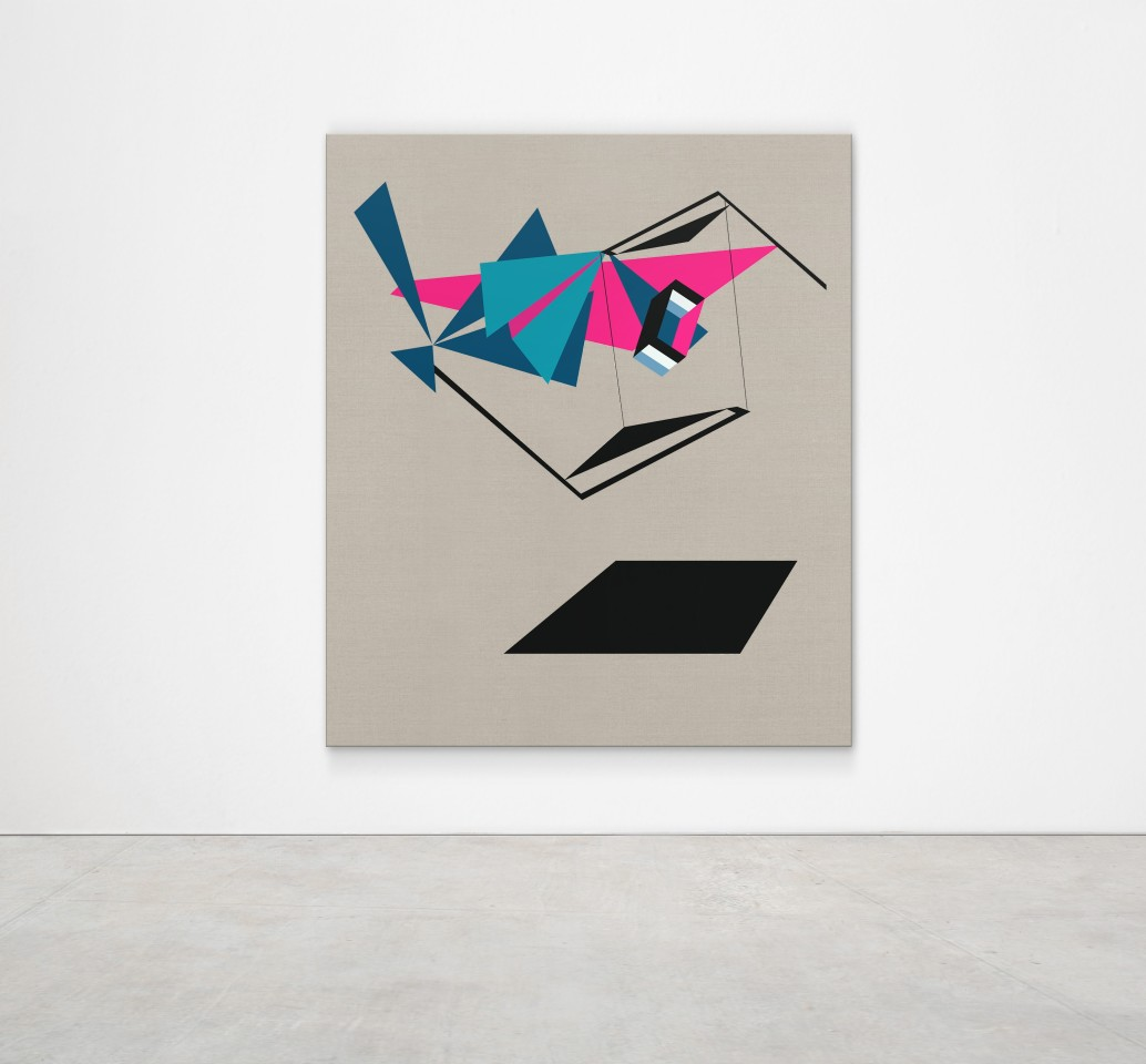 Sinta Tantra, Concrete Expression of a Maximum Difference No.2, 2015