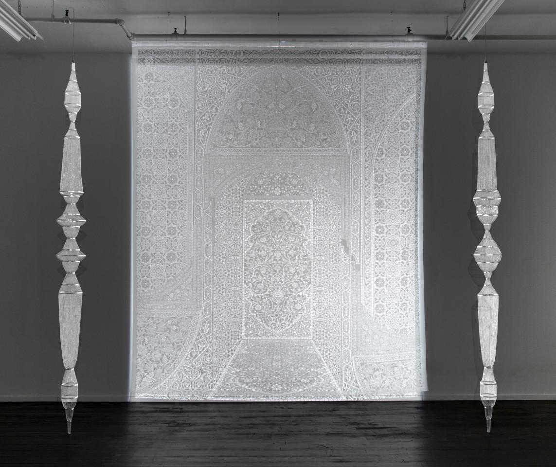Afruz Amighi, Untitled, 2013
