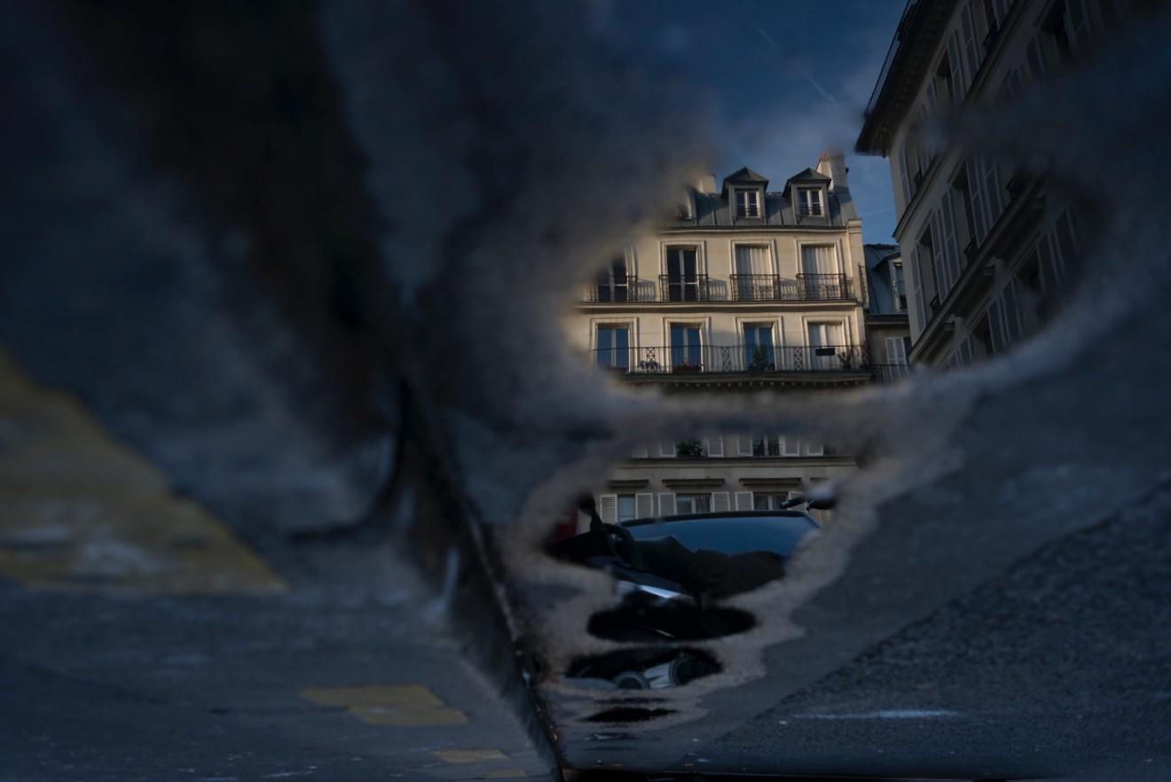 Maxime Hibon, Illusion