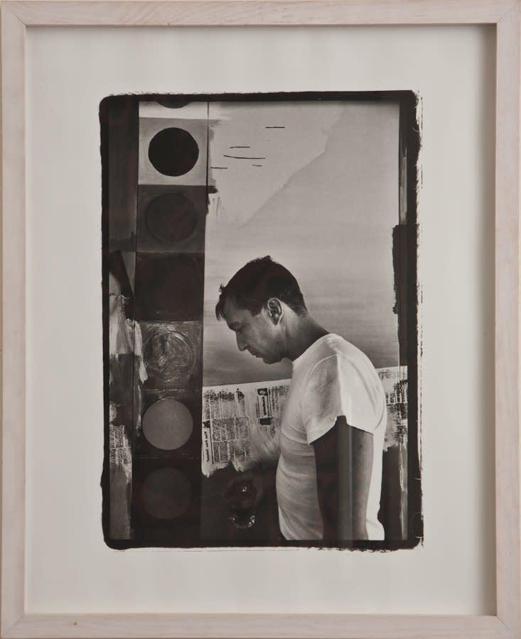 Dennis Hopper, Jasper Johns