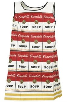 Andy Warhol, Campbell's Souper Dress
