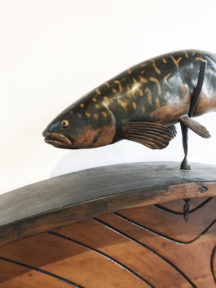 Bing Dawe, From the Family Galaxiidae (Kokopu), 2010