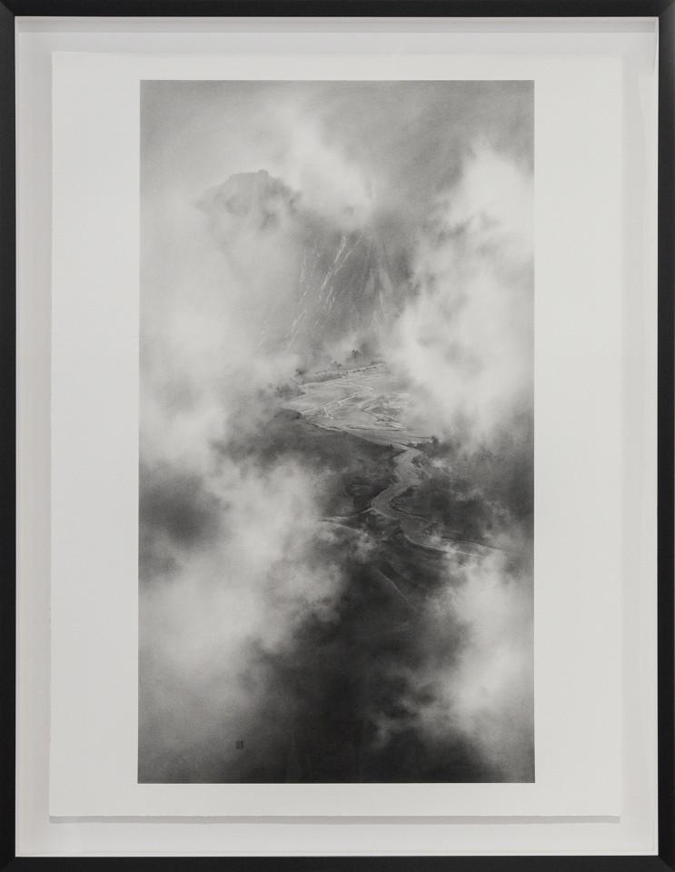 Simon Edwards, Cloud Breath, 2018