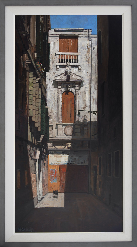 Ian Hargreaves, Venetian Alleyway