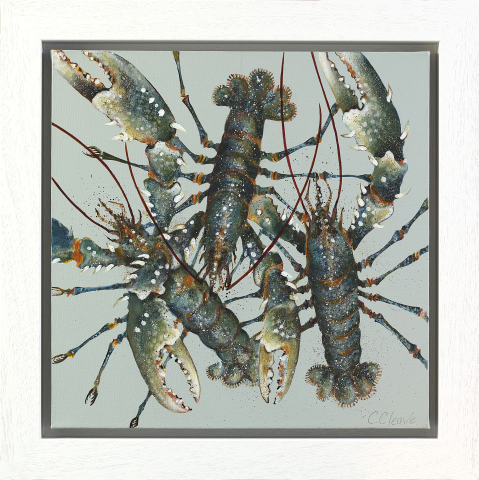 Caroline Cleave, Lobster Trio