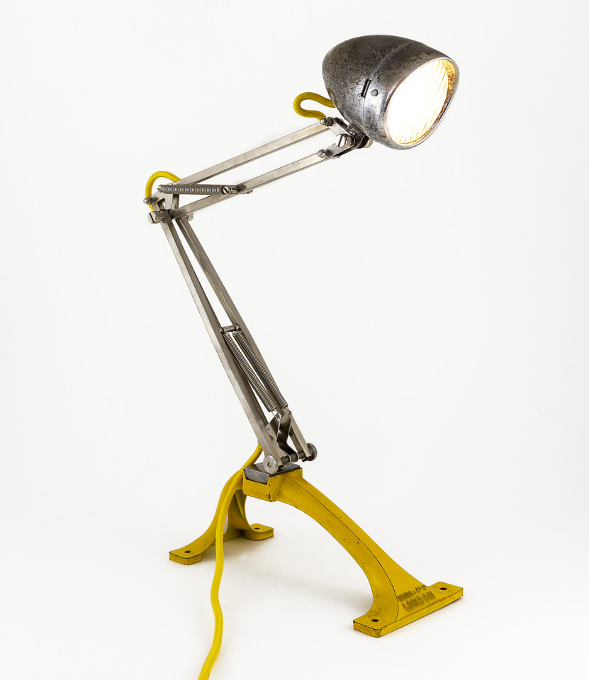 Sam Isaacs, Anglepoise Scooter Lamp