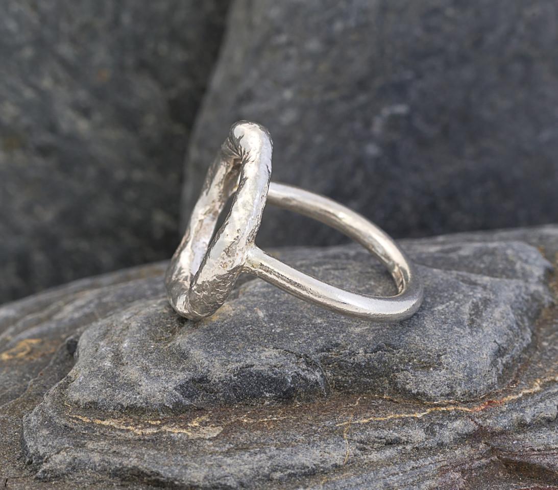 Marsha Drew, Rockpool Halo Ring