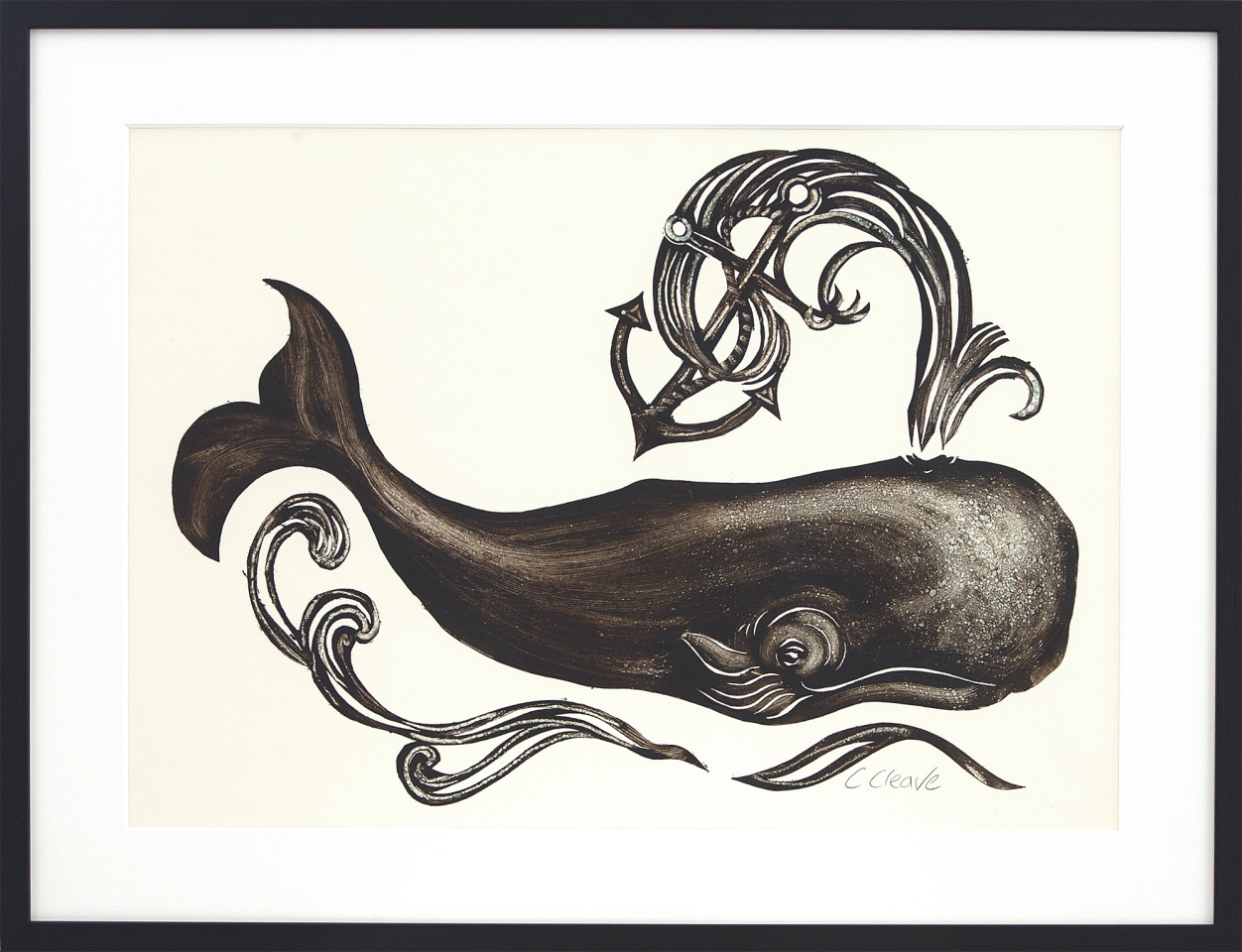 Caroline Cleave, Whale