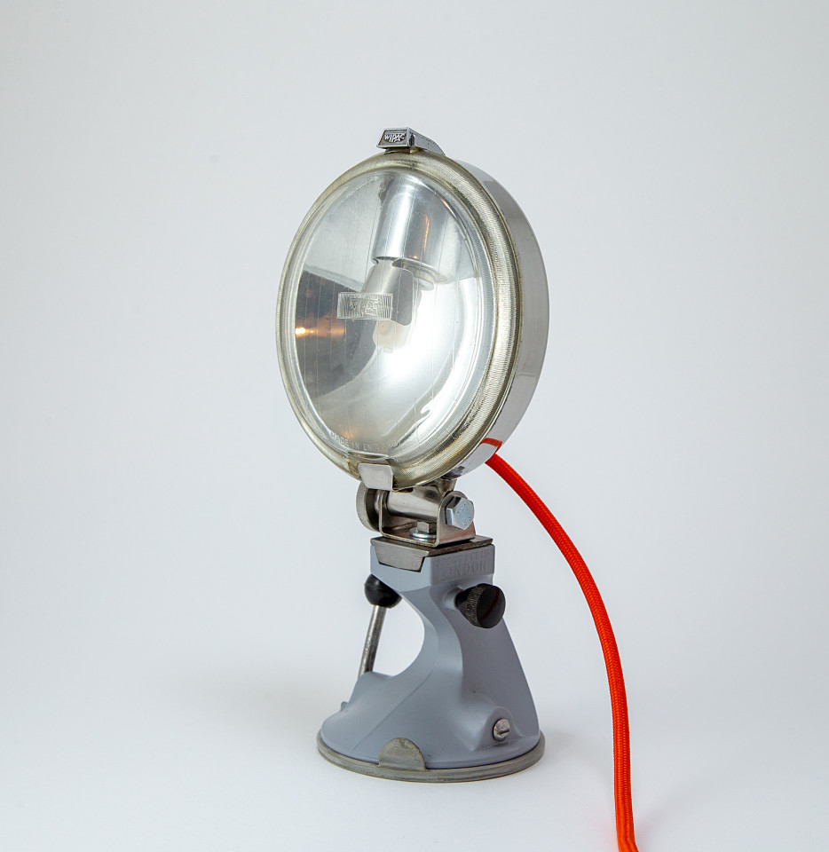 Sam Isaacs, Ford Escort Lamp