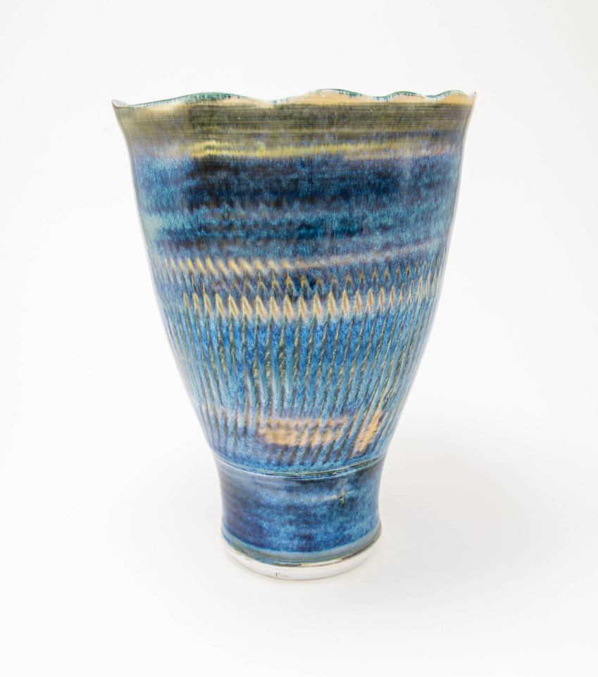 Hugh West, Blue Vase