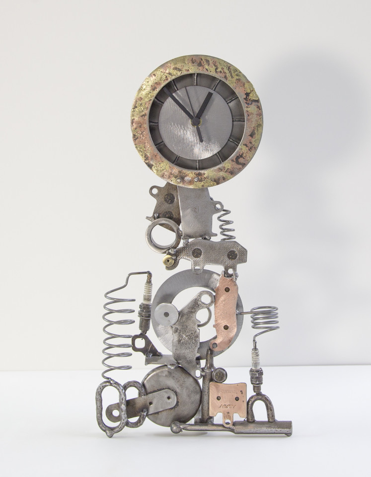 Kerry Whittle, Springs and Spanners Clock